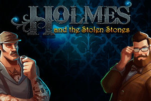 Holmes & the Stolen Stones slot
