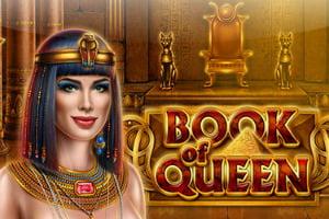 Book of Queen slot