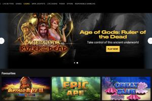 Casino Page