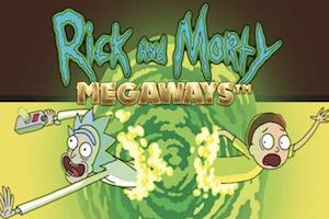 Rick & Morty Megaways slot