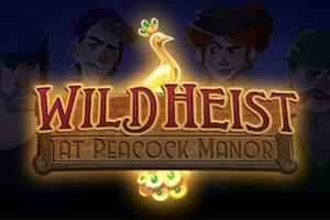 Wild Heist at Peacock Manor Slot
